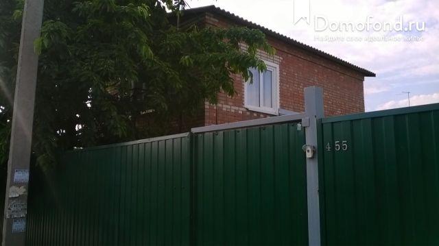 дом на продажу район первомайский domofond.ru